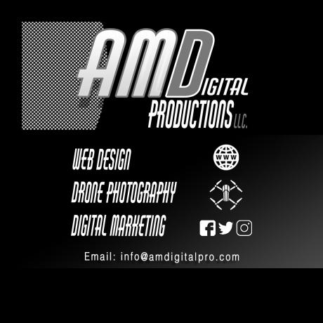 AM Digital Pro Services Card